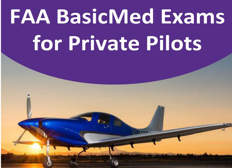 FAA BasicMed Exams - Integrative Medical Associates